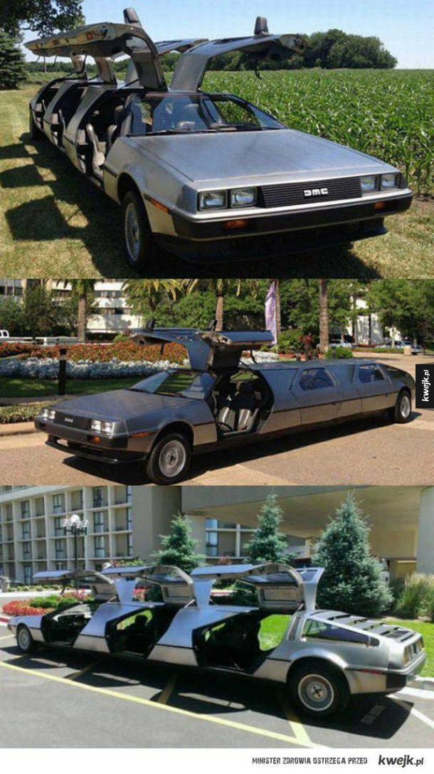 Delorean?