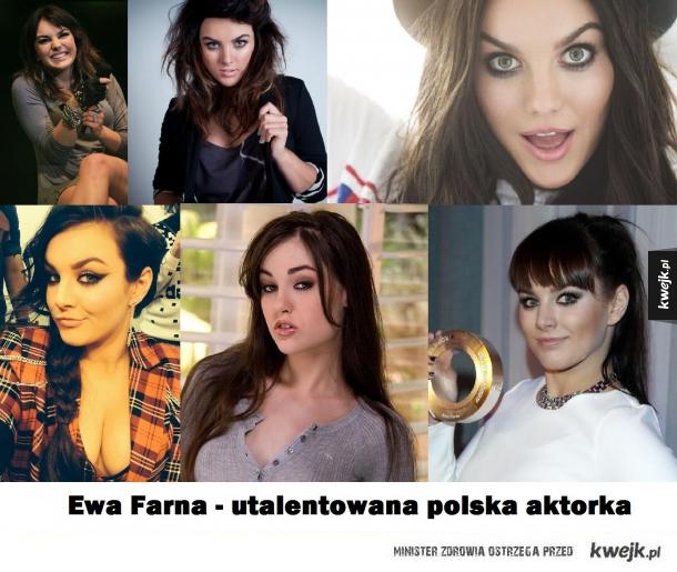 Ewa Farna - Utalentowana aktorka