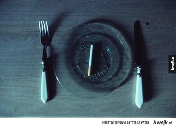 Śniadanie pracującego człowieka