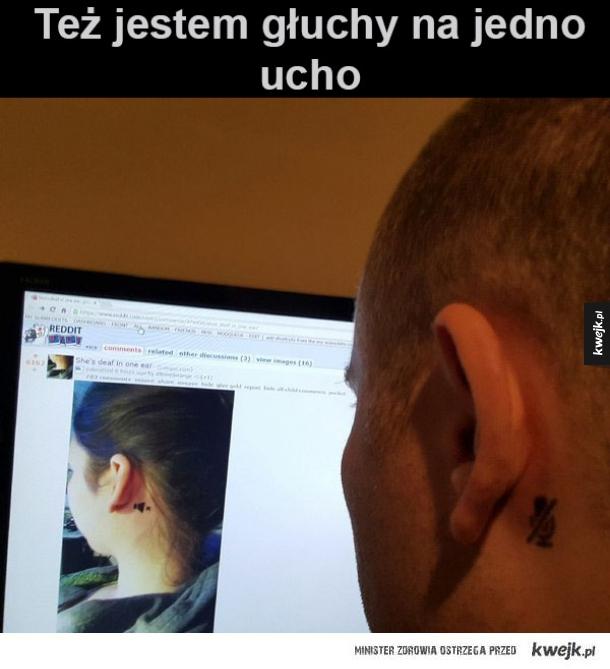 Tatuaż Ministerstwo śmiesznych Obrazków Kwejkpl