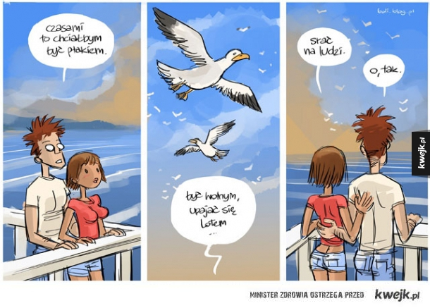 Być ptakiem