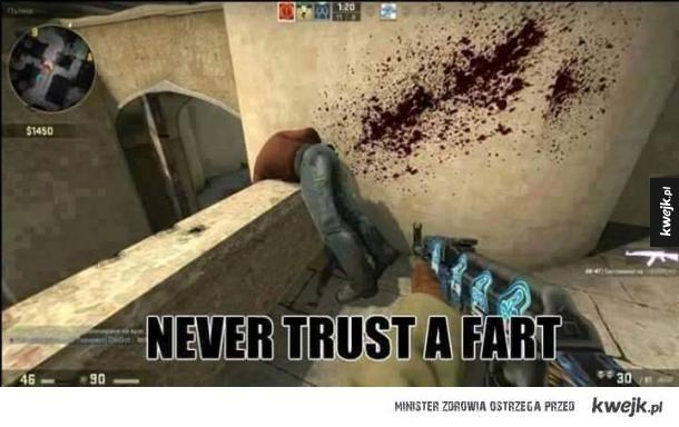 nie ufaj!