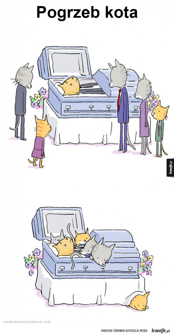 na pogrzebie
