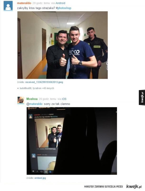 Mistrzowie photoshopa