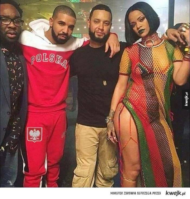Drake wciąż spotyka się z Rihanną humorystyczne cytaty z randek