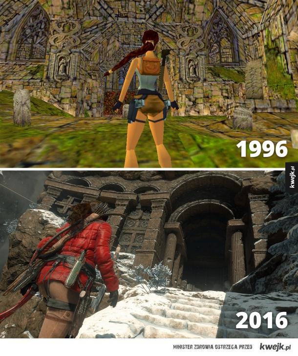 tomb rider - 20 lat później
