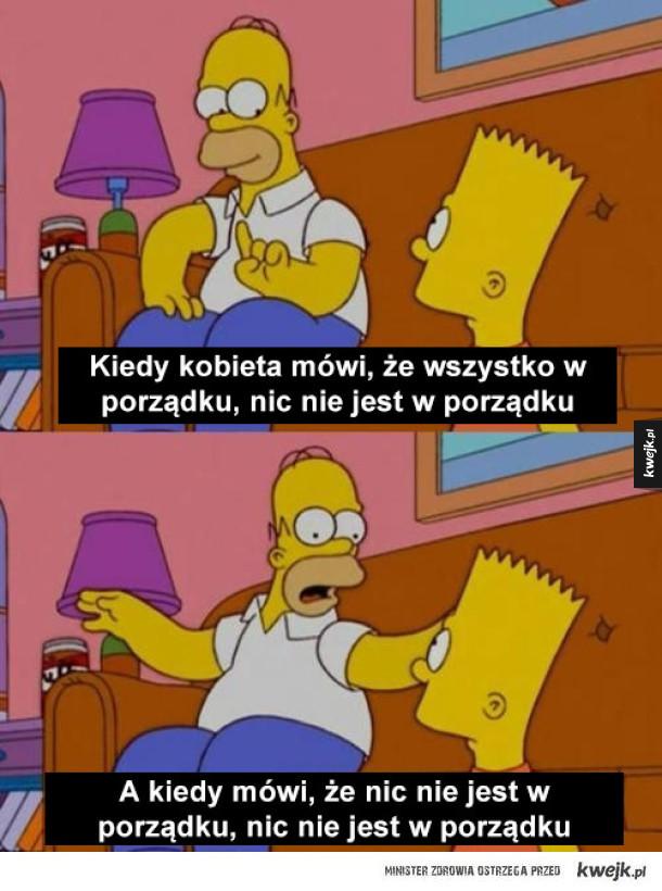 Simpsonowie tak mają