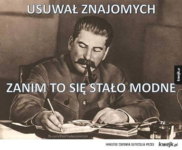 Dobry ziomek Stalin