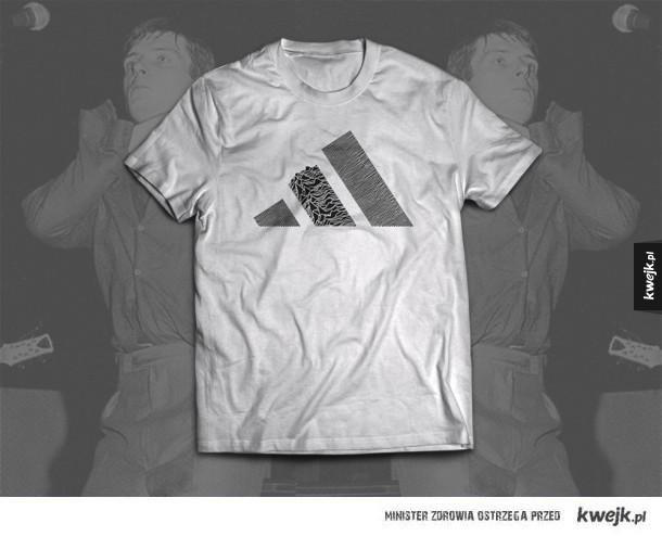 Gdyby Adidas zrobił koszulkę Joy Division