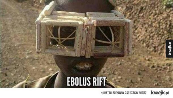 Afrykański Oculus