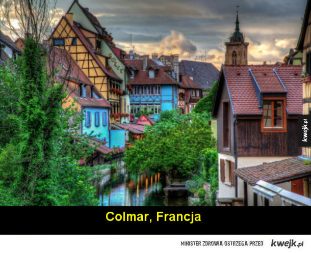 Piękne, malownicze miejscowości z całego świata