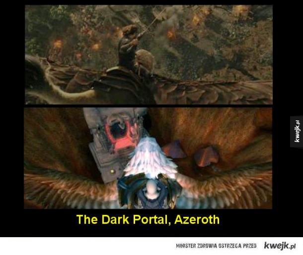 Świat Warcrafta w filmie i w grze