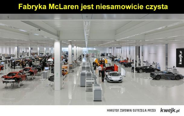 Fabryka McLaren