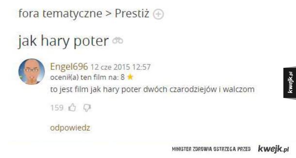 Kiedy internauci komentują filmy...