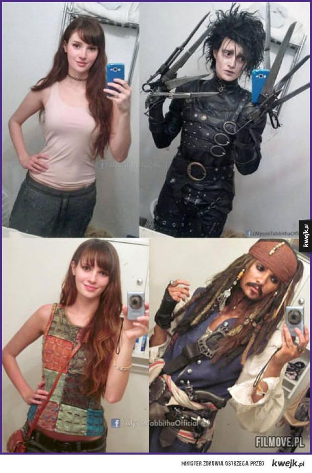 TO się nazywa dobry cosplay
