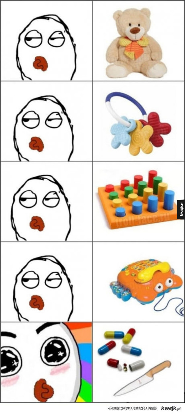umysł dziecka