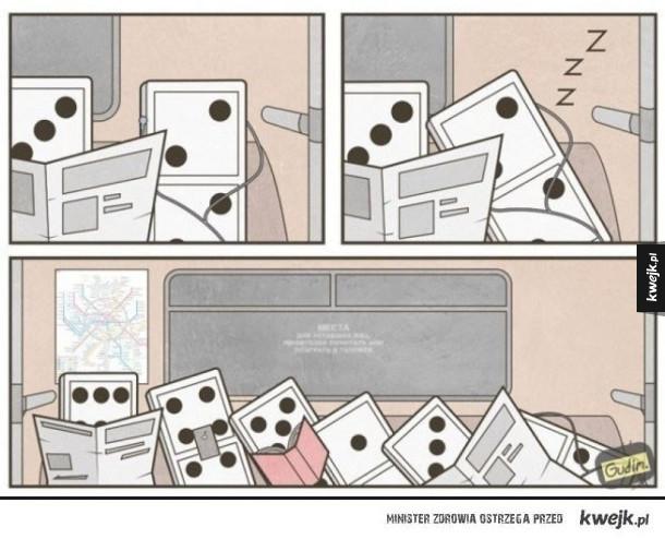 Domino w klasie