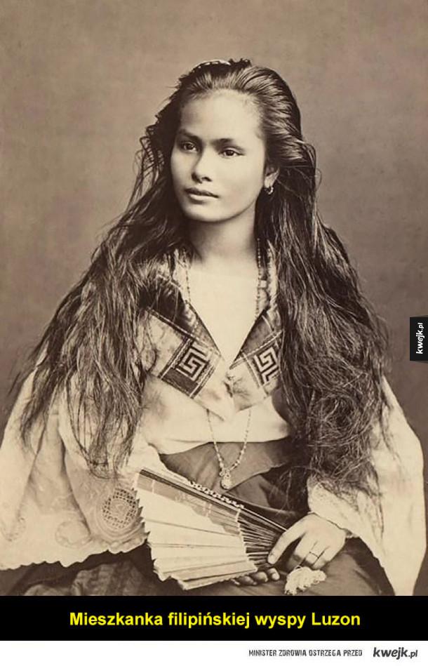 Kobiety na pocztówkach z lat 1900-1910