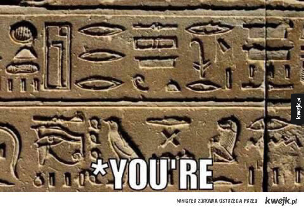 Analfabeci hieroglifowi