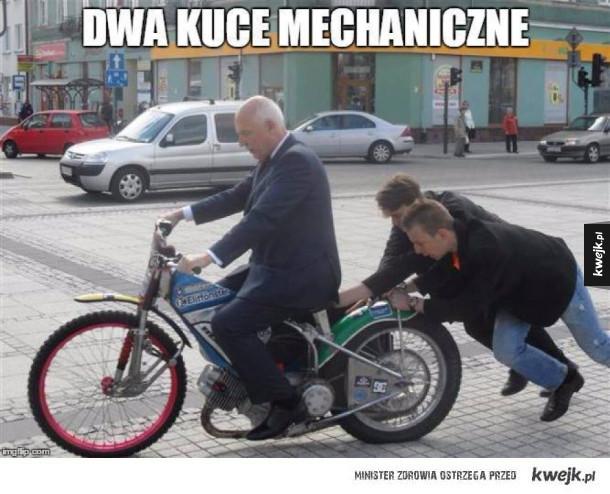 Kuce mechaniczne