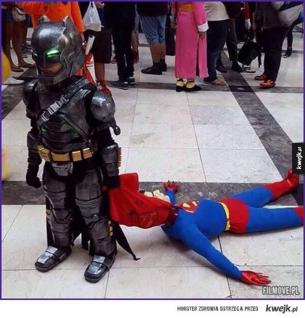 Zakończenie Batman v Superman