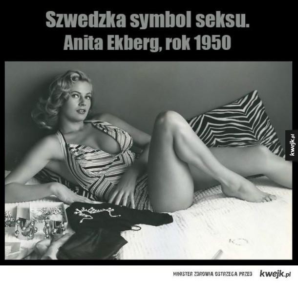 Ania Ekberg