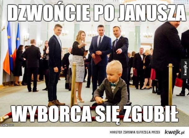 Wyborca Korwina