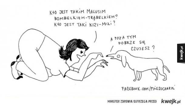 Pańcia i Pies