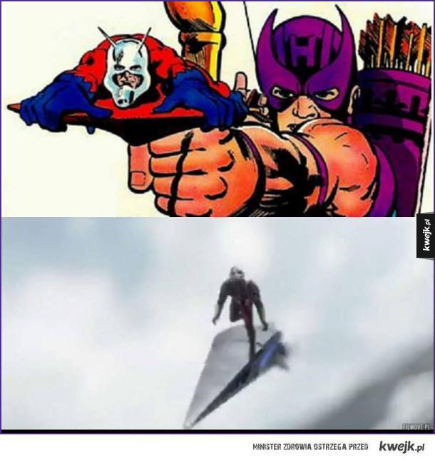 Ant-Man i Hawkeye