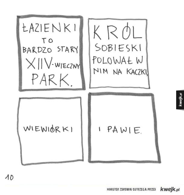 Warszawski żart