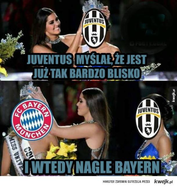 Juve - Bayern