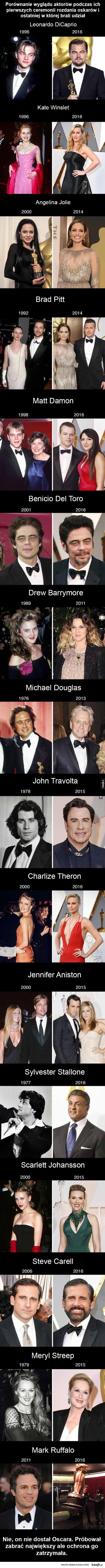 ceremonia wręczenia Oscarów