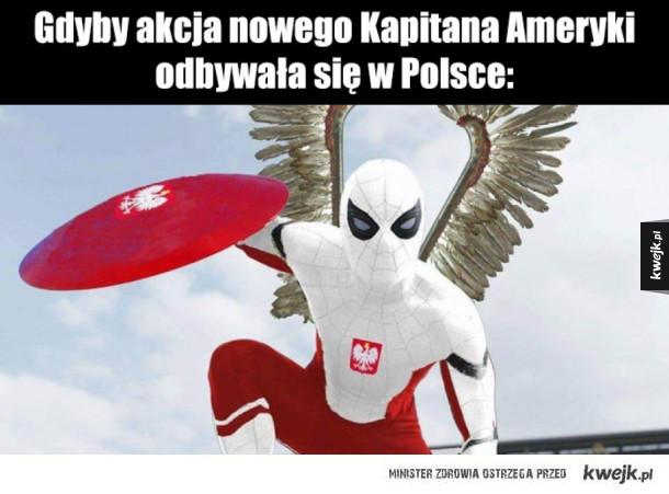 Polski spiderman