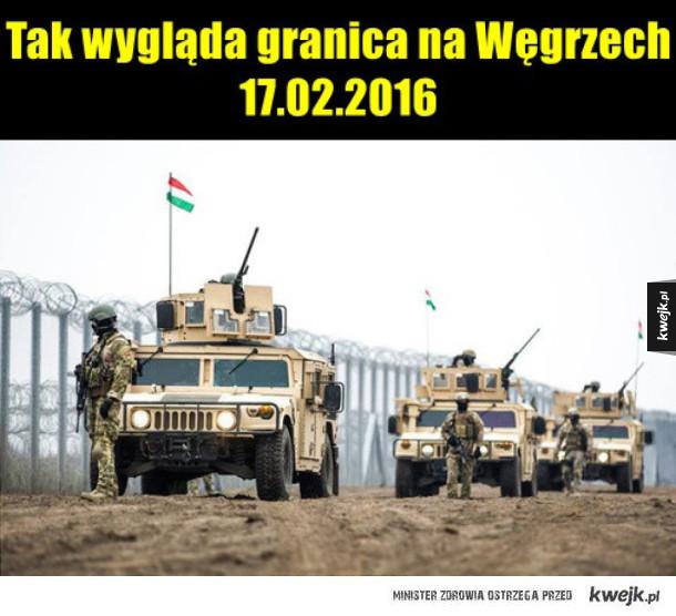 Granica Węgier