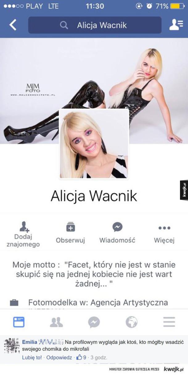 Fotomodelka
