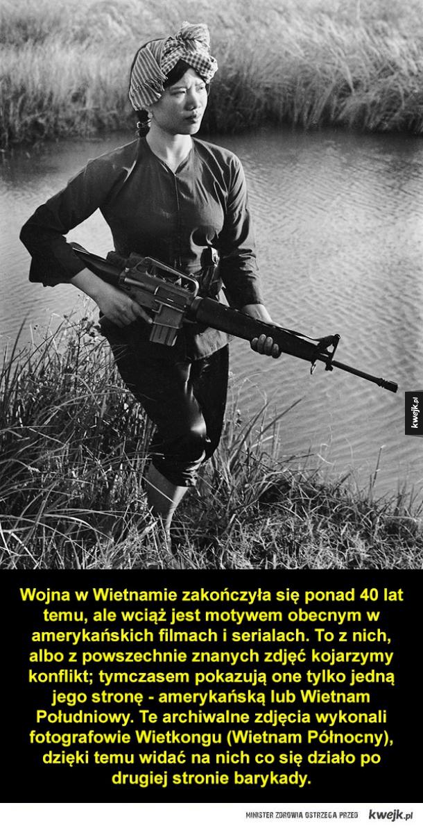 Wojna w Wietnamie oczami Wietkongu