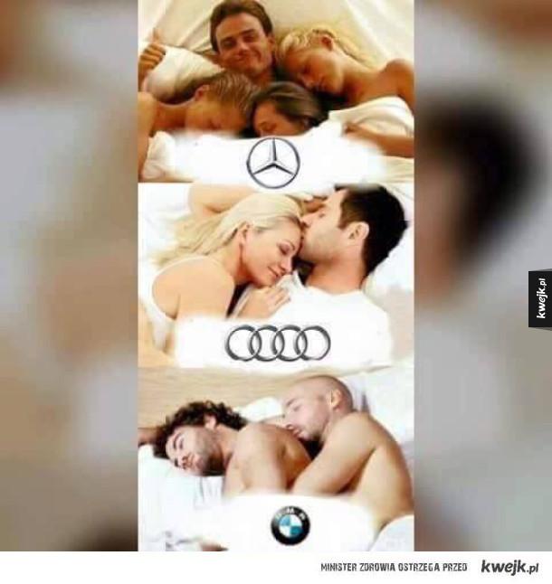 Samochód wiele mówi o człowieku