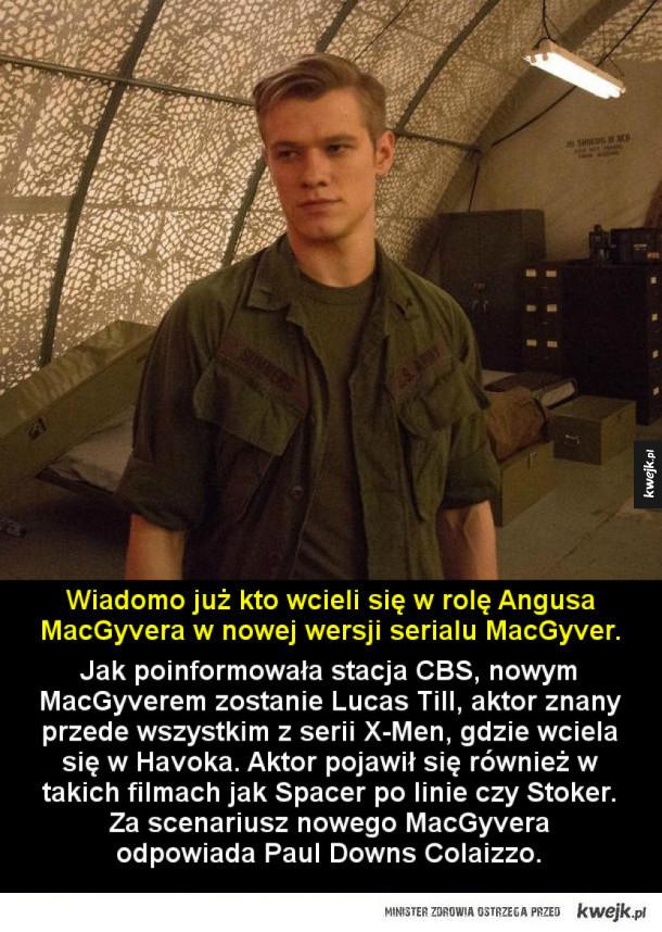 Nowy MacGyver