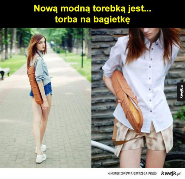 modna torebka