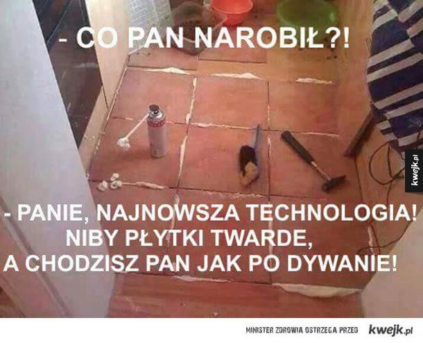Najnowsza technologia