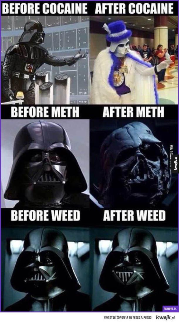 Narkotyki to zło