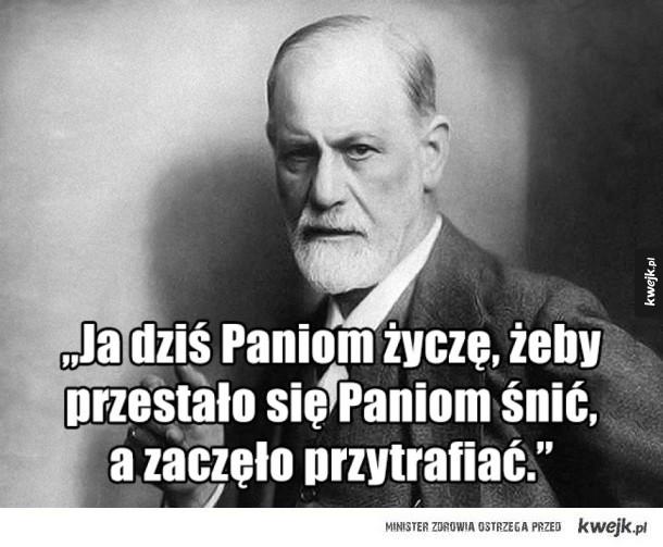 Życzenia od Freuda