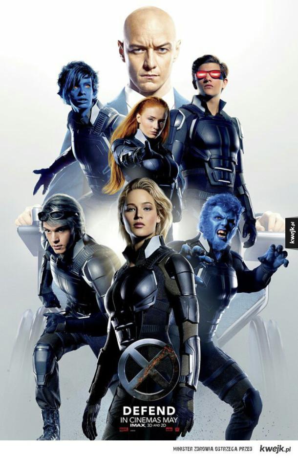 X-Men Apocalypse: drugi plakat