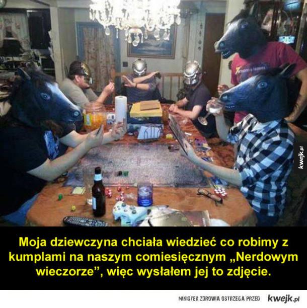 Nerd party