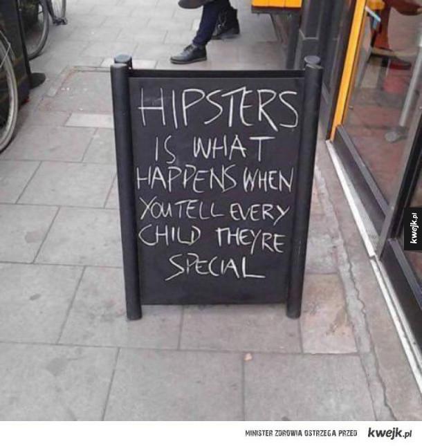 Hipsterzy...