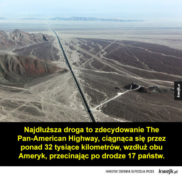 Najciekawsze drogi z całego świata