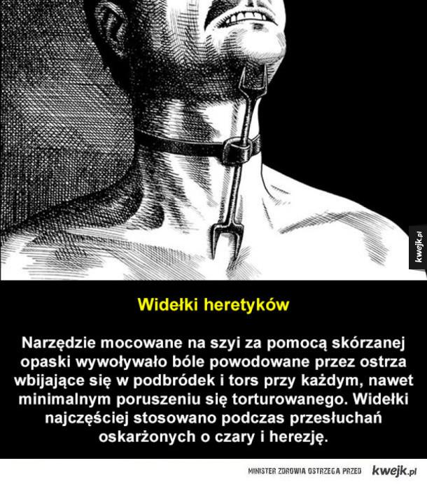 Jedne z najgorszych starych tortur