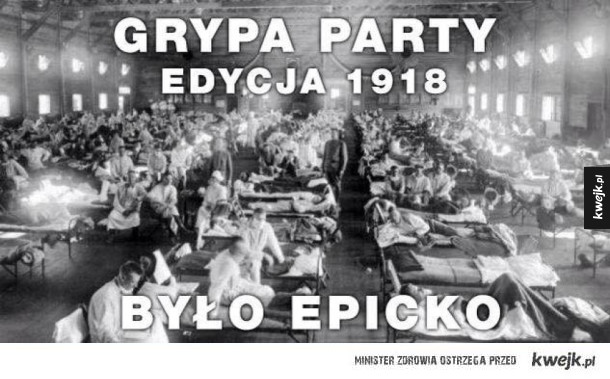 grypa party