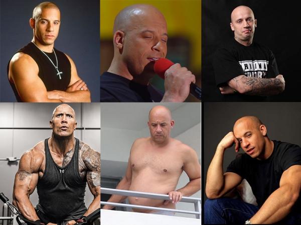 Van Diesel - wspaniały aktor