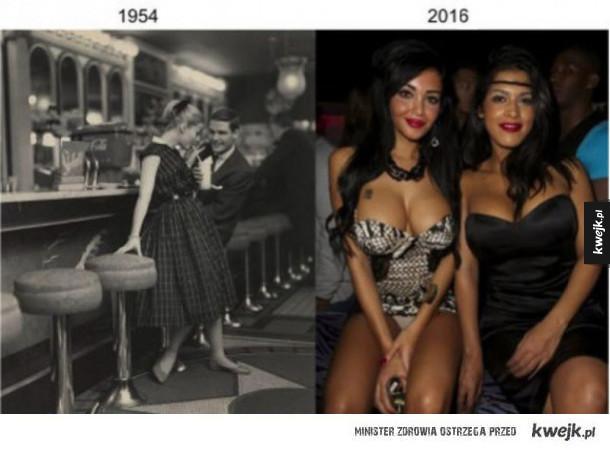 Imprezy dawniej i dziś